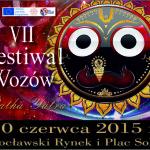 Ratha Yatra 2015 we Wrocławiu
