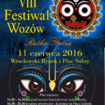 Ratha Yatra 2016 in Wroclaw – 8th edition